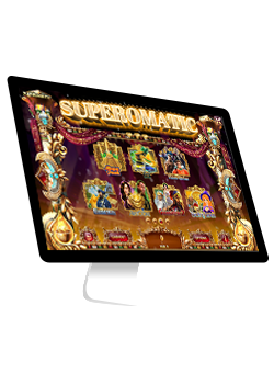 игровая система casino superomatic
